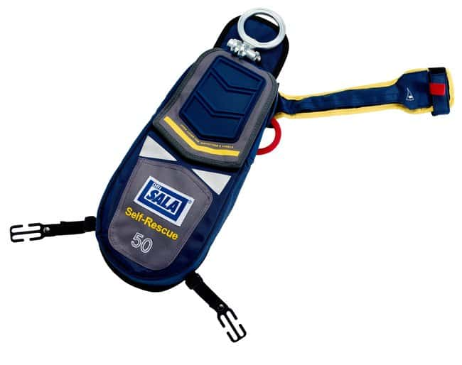 3M DBI-SALA Self-Rescue Length English: 50 ft., Weight English: 5 lbs.:Gloves,