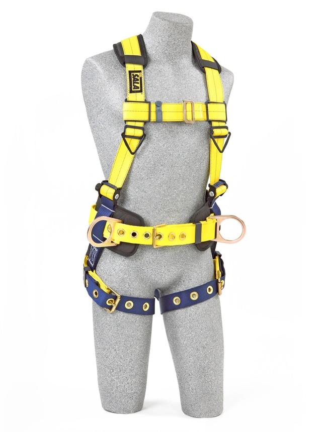3M DBI-SALA Delta Construction Style Positioning Harness Size: Medium,