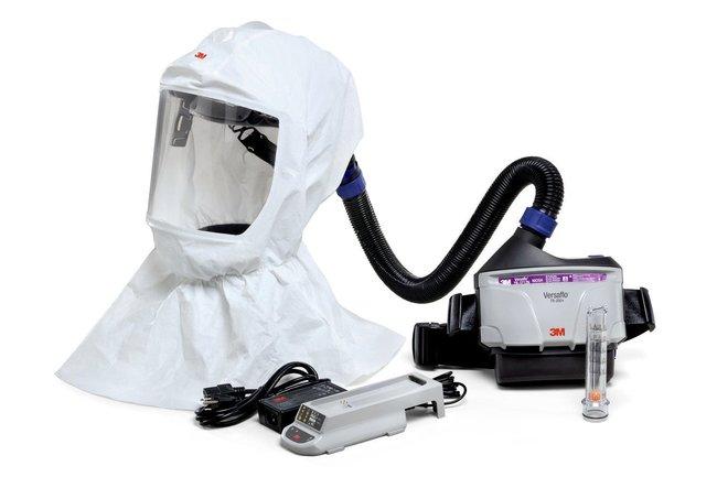 3M™Versaflo™ Easy Clean TR-300N+ ECK PAPR Kit