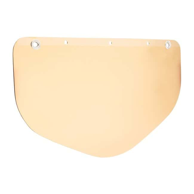 3MVersaflo Gold Coated Tinted Over-Visor with UV/IR Protection, M-967N
