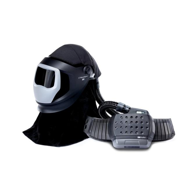 3M Adflo PAPR and Versaflo M-Series Helmet Kit Includes: No ADF:Gloves,