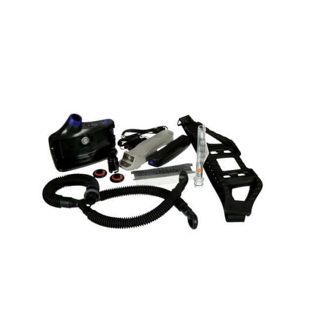 3M Versaflo Powered Air Purifying Respirator PAPR Assembly TR-612N Color: