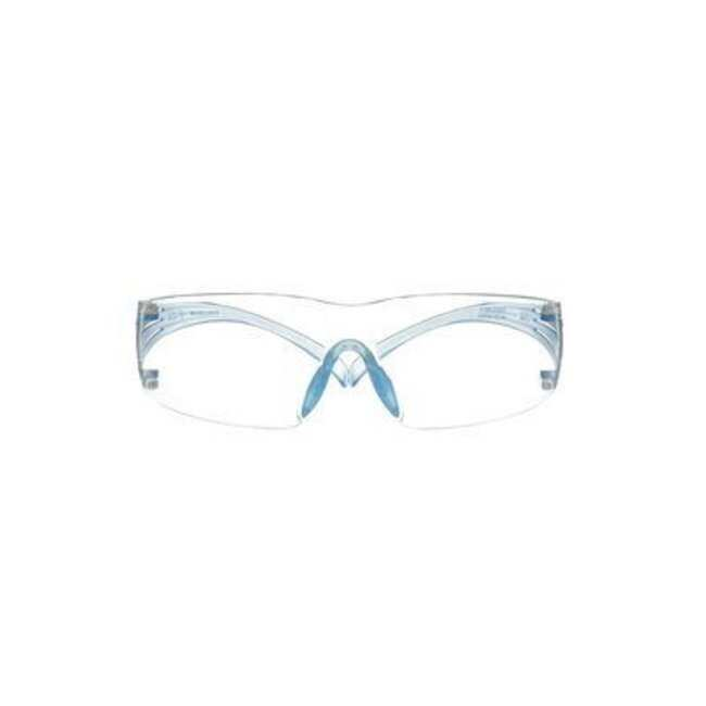3M SecureFit 300 Series Protective Eyewear Lens Tint: Clear, Temple Color: