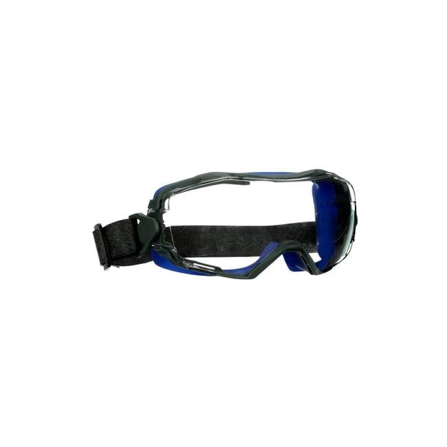 3M GoggleGear 6000 Series Scotchgard Goggles Headband: Neoprene; Lens tint: