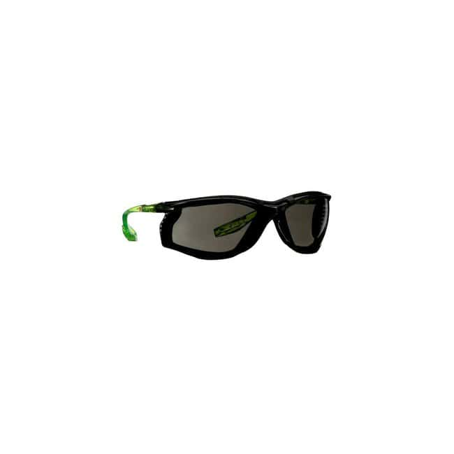 3M Solus CCS Series Eyewear Lens tint: Gray; Foam gasket:Gloves, Glasses
