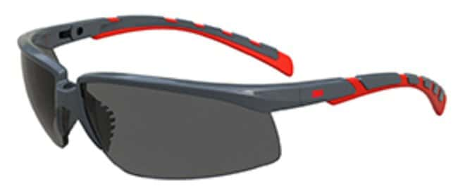 3M Solus 2000 Series Protective Eyewear Lens Tint: Gray, Lens Type: Anti-fog,