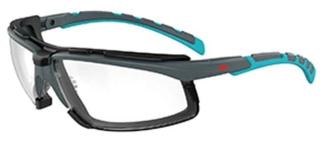 3M Solus 2000 Series Protective Eyewear Lens Tint: Clear, Lens Type: Anti-fog,