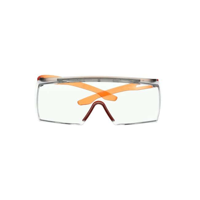 3M SecureFit 3700 Series Protective Eyewear Lens Tint: Clear, Lens Type: