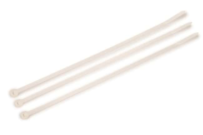 3M Cable Ties (40lb, 180N) UL Listed TYPE 21 Natural; Standard:Gloves,