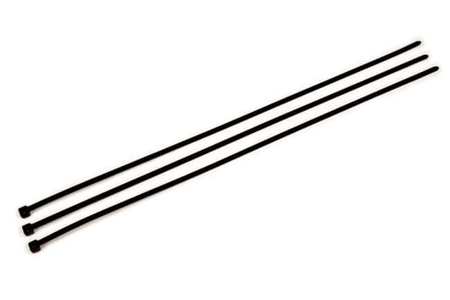 3M Standard Cable Ties (50lb, 220N) UL Listed TYPE 21S Black; ; Length: