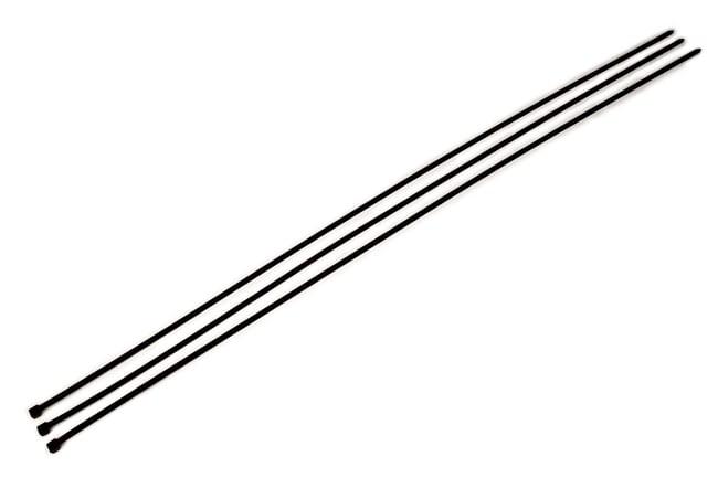 3M Heavy Duty Cable Ties (175lb, 800N) UL Listed TYPE 21 Black; Heavy Duty;