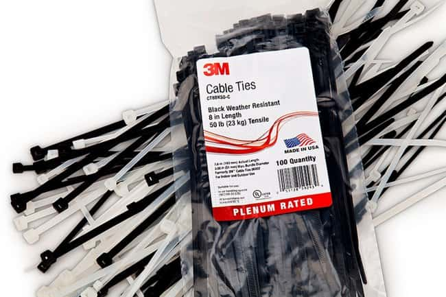 3M Assortment Pack Cable Tie CT06220 Assortment Pack Cable Tie CT06220:Gloves,