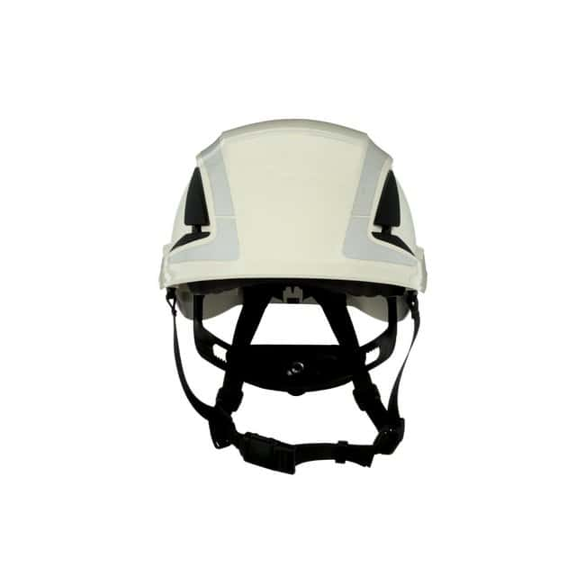 3M SecureFit Safety Helmet White; Ventilated: Yes; Qty: 4 / case:First