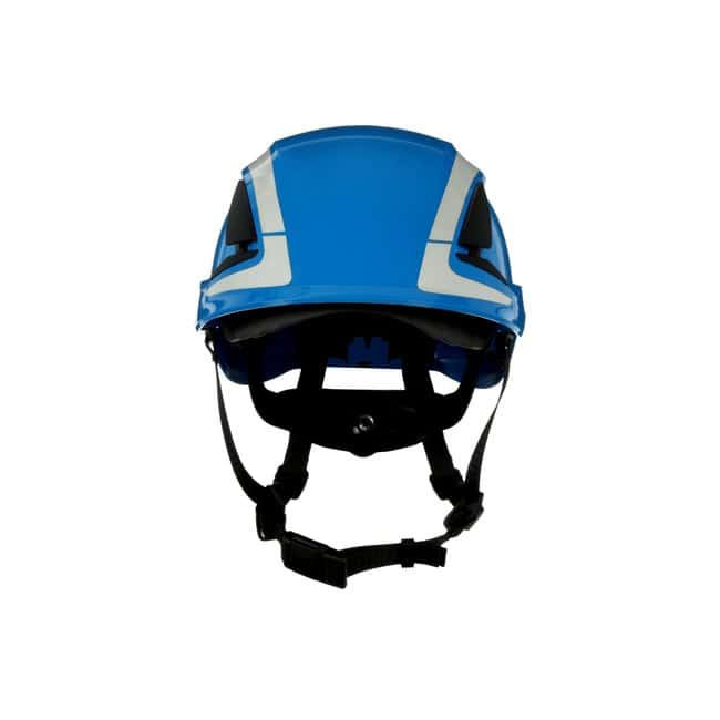 3M SecureFit Safety Helmet Blue; Ventilated: Yes; Qty: 4 / case:First Responder