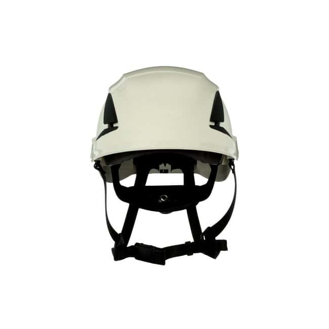 3M SecureFit Safety Helmet White; Ventilated: No; Qty: 10 / case:First