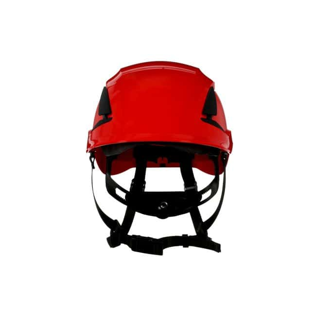 3M SecureFit Safety Helmet Red; Ventilated: No; Qty: 10 / case:First Responder