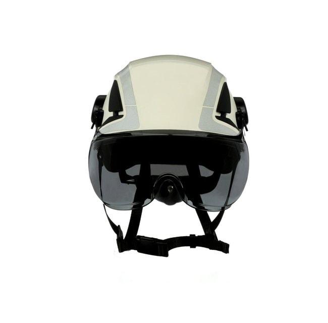 3M Short Visor for X5000 Safety Helmet Grey:First Responder Products