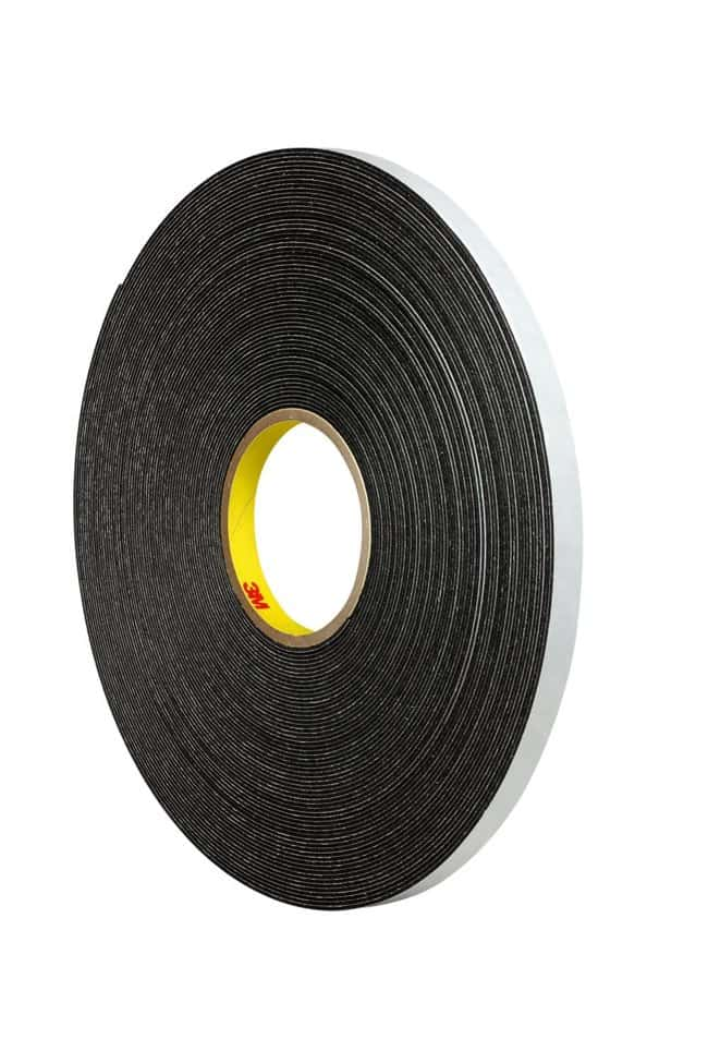 3M Double Coated Polyethylene Foam Tape 62 mil thick; 1 in x 36 yd.; 9