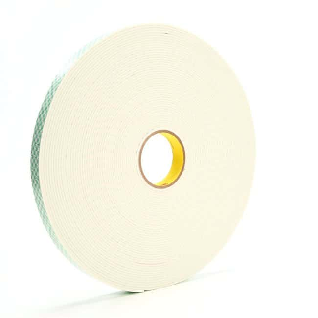 3M Double Coated Urethane Foam Tape Flexible; 125 mil thick; 1 in x 36