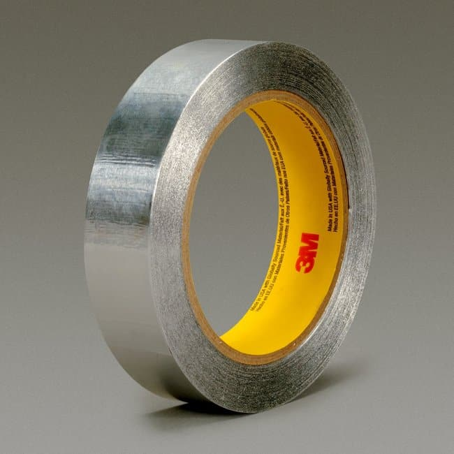 3M Aluminum Foil Tape 1 in x 60 yd,:Gloves, Glasses and Safety