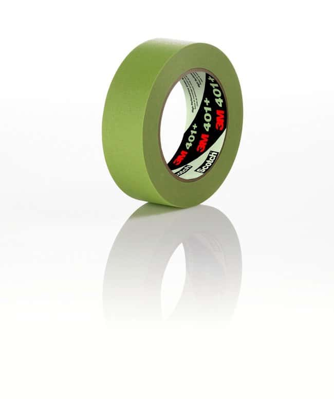 3M High Performance Green Masking Tape 18 mm x 55 m, 48 rolls/case:Gloves,