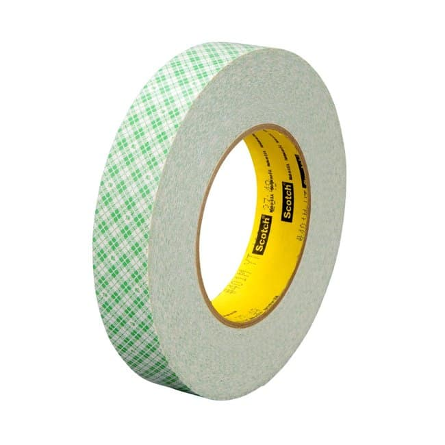 3M Double Coated Paper Tape Natural:Gloves, Glasses and Safety