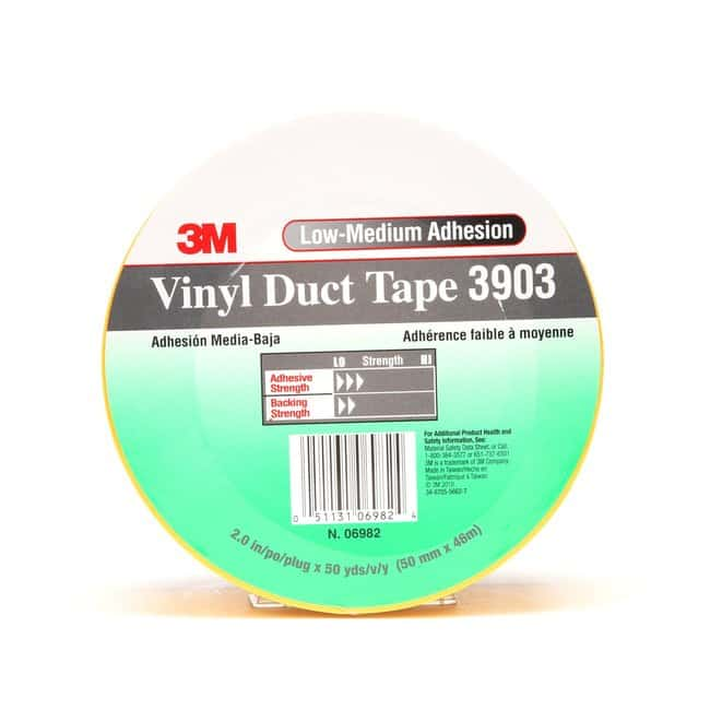 3MVinyl Duct Tape:Facility Safety and Maintenance:Tapes and Adhesives