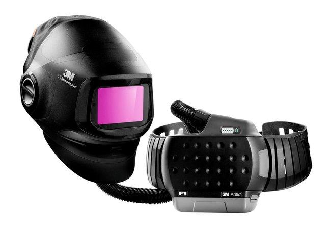 3M Speedglas Heavy-Duty Welding Helmet with welding filter G5-01 ADF and