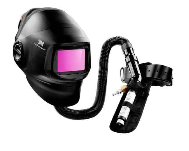 3M Speedglas Heavy-Duty Welding Helmet with Welding Filter G5-01 V-100