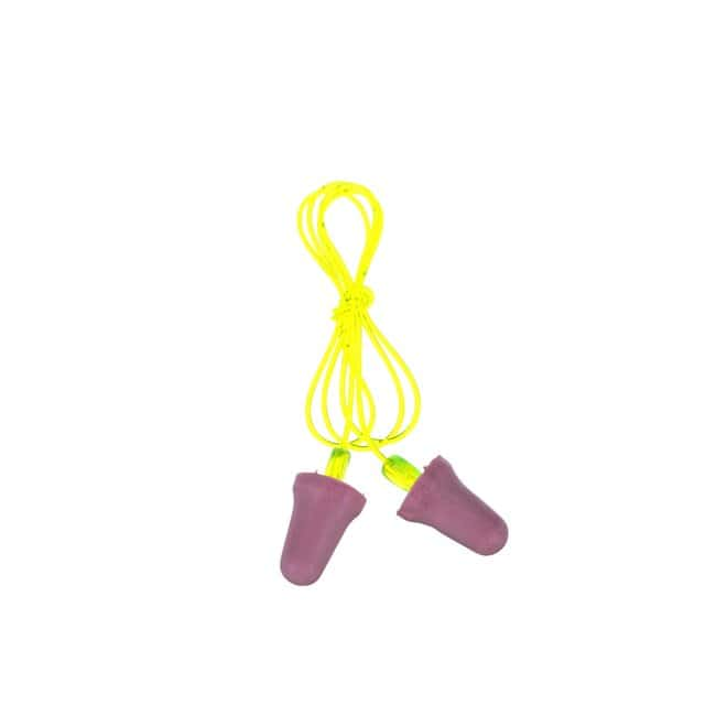 3MNo-Touch Foam Ear Plugs P2000 Corded:Personal Protective Equipment