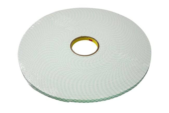 3M Double Coated Urethane Foam Tape Semi-rigid; 250 mil thick; 1 in x 18