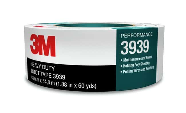 3M Heavy Duty Duct Tape Silver:Gloves, Glasses and Safety
