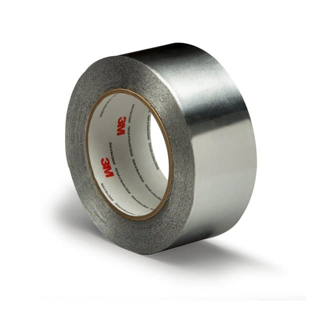 3MAluminum Foil Tape:Facility Safety and Maintenance:Tapes and Adhesives