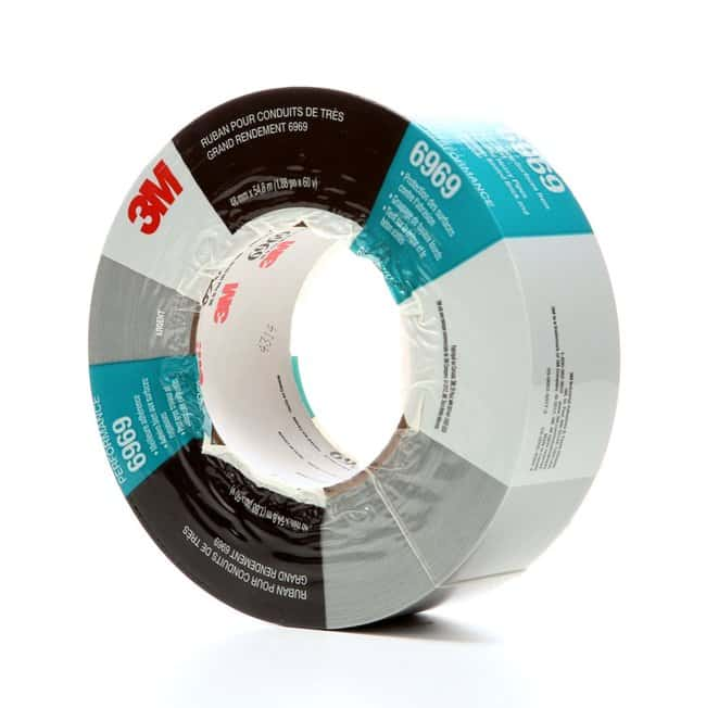 3M Extra Heavy Duty Duct Tape Silver:Gloves, Glasses and Safety