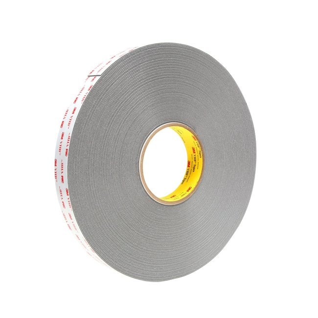 3M VHB Tape Gray; Conformable, foam core:Gloves, Glasses and Safety
