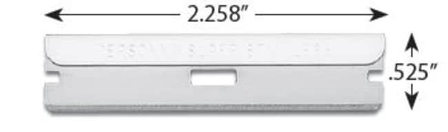 AccuTec BladesSingle Edge Blades:Facility Safety and Maintenance:Hand Tools