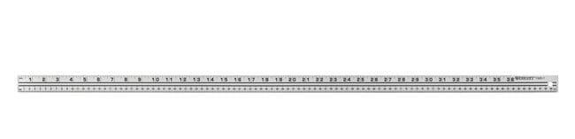 WestcottAluminum Yard/Meter Stick 39 in.:Education Supplies