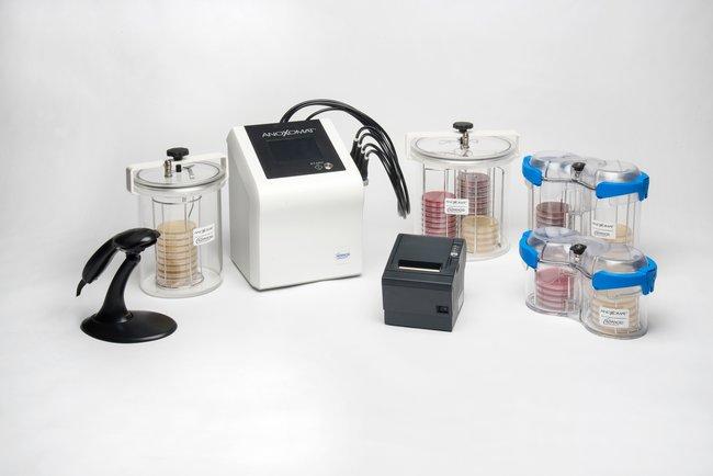 Advanced InstrumentsAnoxomat III Anaerobic Jar System:Microbiology Equipment:Microbiology