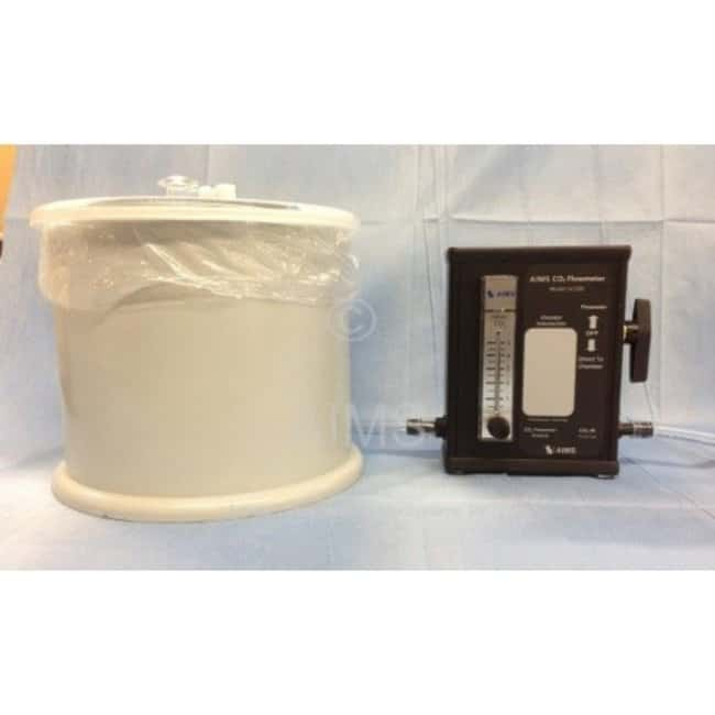 AIMSCO2 Flowmeters: Model LC500 Flow rate: 1 to 10L/min:Flow Analysis