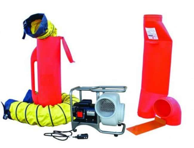 Air Systems Confined Space Ventilation Kits Standard:Gloves, Glasses and