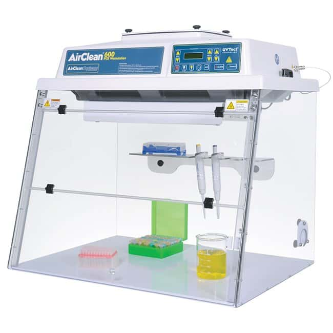 AirClean™ Systems Combination PCR Workstations