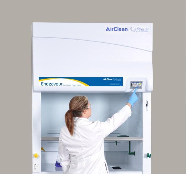 AirClean SystemsEndeavour Ductless Fume Hood, Sliding Sash:Laboratory Ventilation:Enclosures