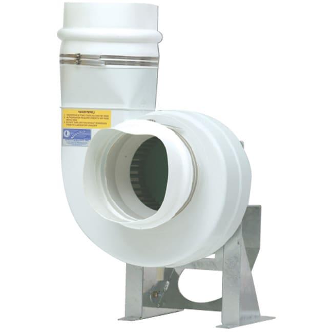 AirClean SystemsPolypropylene Hood Blowers:Laboratory Ventilation:Lab Ventilation