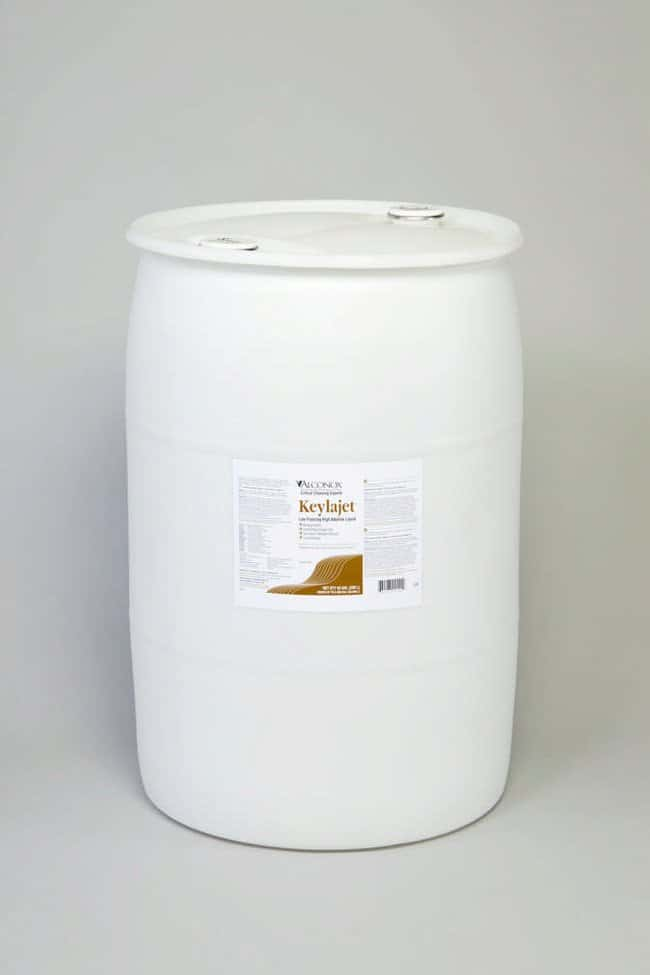 Alconox Inc. Keylajet Low-Foaming High Alkaline Liquid Detergent:Gloves,