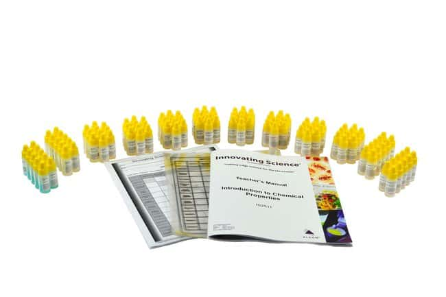 Innovating Science Introduction to Chemical Properties Educational Kit