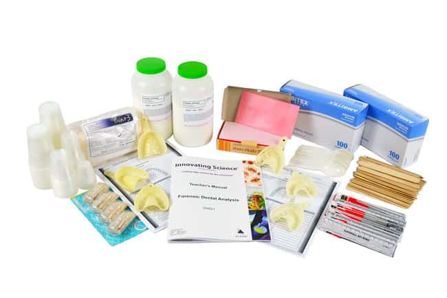 Innovating Science Forensic Dental Analysis Classroom Kit Forensic Dental Fisher Scientific