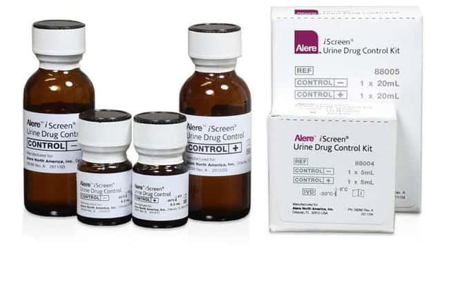 Abbott iScreen™ Urine Drug Control Kit:Healthcare:ClinicDx Products