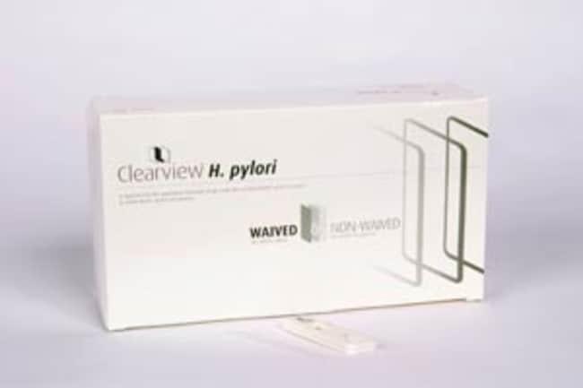 Abbott Clearview H. pylori Test 2-step test; 30 cassettes:Healthcare