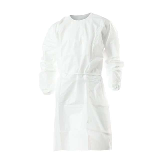 AlphaProTech Critical Cover BarrierTech Gowns White; Universal:Gloves,