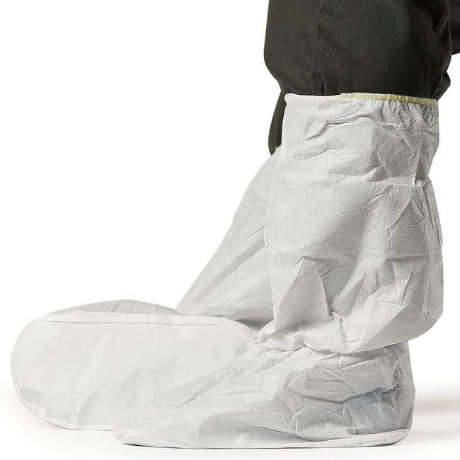 AlphaProTech AquaTrak MaxGrip Boot Covers Elastic top and ankles; Thread